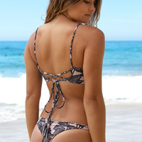 ACACIA SWIMWEAR - Axel Bottom | Black Elephant