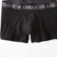 AEO Men's Solid Low Rise Trunk