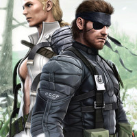 Metal Gear Solid 3: Snake Eater The Boss Video Game Poster 18x24