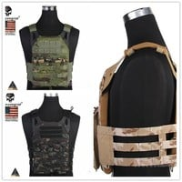 Emersongear JPC Vest Jumper Plate Carrier Emerson Molle Wargame Vest Airsoft sports Emerson Military Hunting Gear MCTP MCBK MCAD