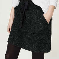 Speckled Knit Skirt | LOFT