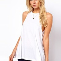 ASOS Vest with Extreme Swing at asos.com