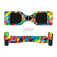 The Colorful Candy Full-Body Skin Set for the Smart Drifting SuperCharged iiRov HoverBoard