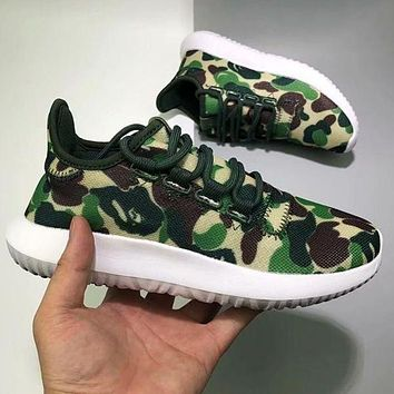 """""""ADIDAS""""Duck R1 Trending Fashion Casual Sports Shoes Camouflage Green"""