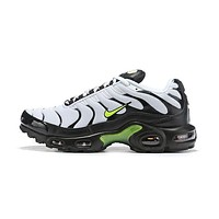 Nike Air Max Plus black white green 40-46
