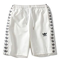 Adidas Women Men Fashion Casual Shorts