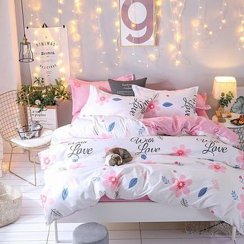 Trendy Collection of Duvet Cover Bedding Set