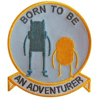 Adventure Time Patch