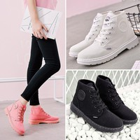 Hot Deal On Sale Winter Stylish Dr. Martens Shoes Boots [11144747143]