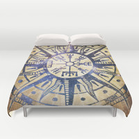 See the Way Duvet Cover by Jenndalyn