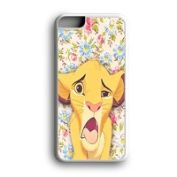 Black Friday Offer Simba King Of Lion Cartoon iPhone Case & Samsung Case
