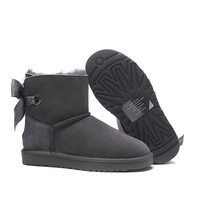 Women's UGG snow boots Booties DHL _1686248855-463