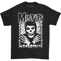 Misfits Men's  I Want Your Skulls T-shirt Black