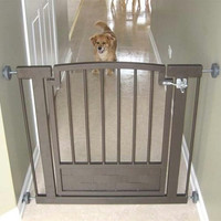 Royal Weave Hallway Dog Gate