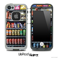 Vending Machine Skin for the iPhone 5 or 4/4s LifeProof Case