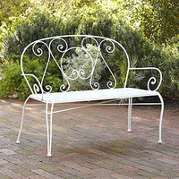 Madeline Bench | Outdoor and Patio Furniture| Furniture | World Market