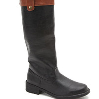 Qupid Relax Knee High Boots at PacSun.com