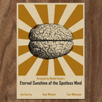 Eternal Sunshine of the Spotless Mind Limited by MonsterGallery