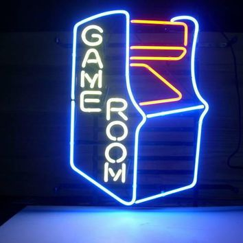 Game Room Retro Neon Sign