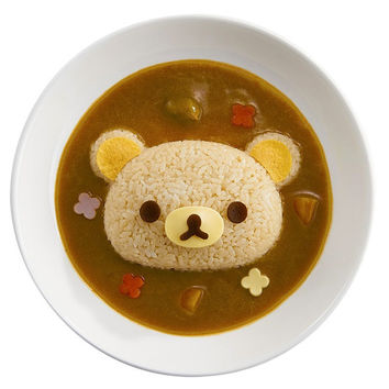 SAN-X Rilakkuma Mold For Rice