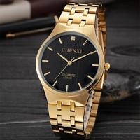 Chenxi Famous Gold Watches