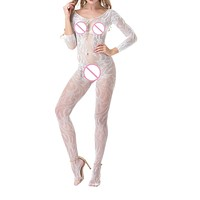 Body Sexy Lingerie latex Body stocking Catsuit latex catsuit Women Sissy Lingerie Babydoll Underwear Body Stocking One Size