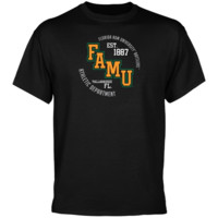 FAMU Rattlers Seal of Approval T-Shirt - Black