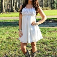Faded Pictures Dress