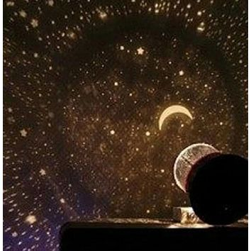 Fashion Casual Star Master LED Projector Night Light