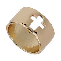Ditsy Cut Out Cross Ring - New In This Week -Jewelry- New In