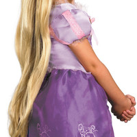 costume accessory: girl's wig rapunzel tangled