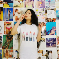 Lipsticks T-shirt