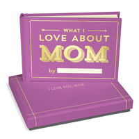 What I Love About Mom Fill in the Love® Gift Box