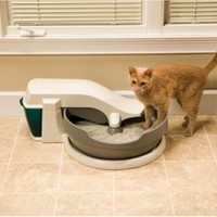PetSafe Simply Clean Self Cleaning Litter Box