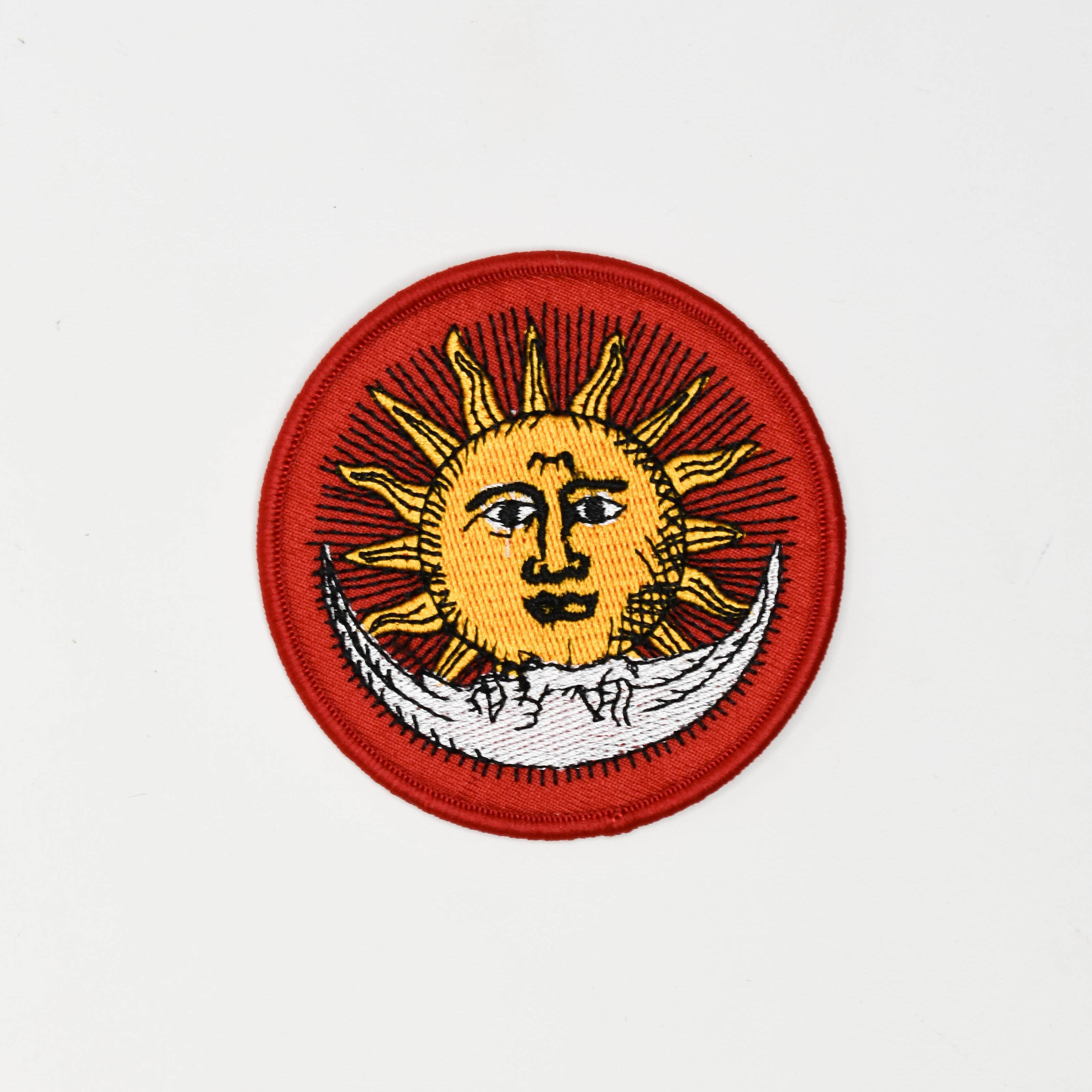 Image of Grateful Dead Sun and Moon Patch