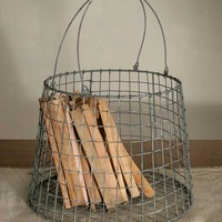 Tapered Kindling Basket