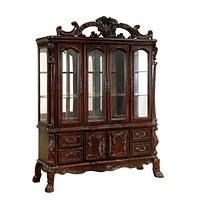 Celeste Traditional Hutch and Buffet