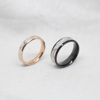 2pcs-black ring,couple Rings, Lovers rings,Free Engraving