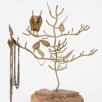Urban Outfitters - Owl Branch Jewelry Stand