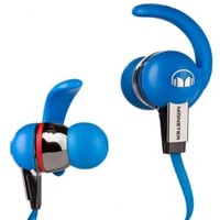 Monster iSport Immersion In-Ear Headphones with ControlTalk, Blue (Discontinued by Manufacturer)