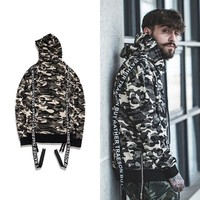 Hats Pullover Hip-hop Camouflage Fashion Sports Hoodies [27736178707]