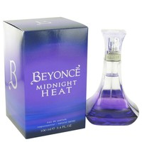 Beyonce Midnight Heat By Beyonce Eau De Parfum Spray 3.4 Oz