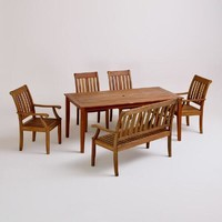 St. Martin Outdoor Dining Collection