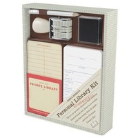 Personal Library Kit - The Best Gift for a Book Lover! - Whimsical & Unique Gift Ideas for the Coolest Gift Givers