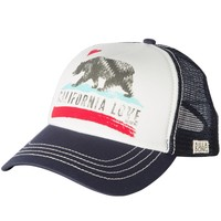 Billabong - Pitstop Trucker Hat / Blue Indigo