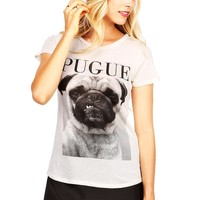 Pugue Graphic Tee