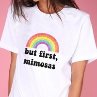 But First Mimosas T-Shirt