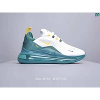 Air Max 270 NIKE Classic Fashion Women Men Multicolor Breathable Sport Running Shoes Sneakers 5#