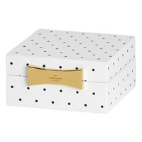 kate spade new york 'garden drive' square jewelry box | Nordstrom