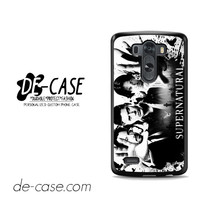 Supernatural Sam Dean Winchester For LG G3 Case Phone Case Gift Present